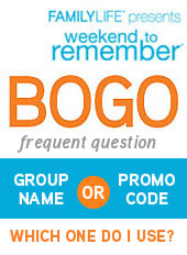 Group Name and Promo Code Explanation